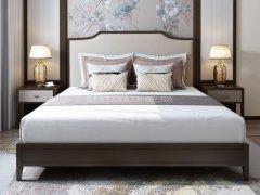 新中式卧室家具组合R-920