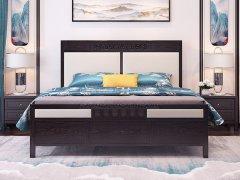 新中式卧室家具组合R-922