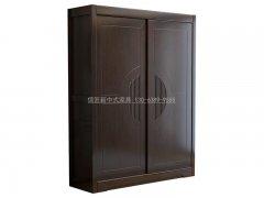 新中式衣柜R-923