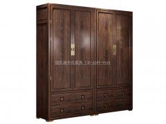 新中式衣柜R-924