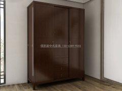 新中式衣柜R-928