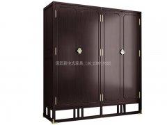 新中式衣柜R-931