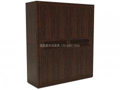 新中式衣柜R-933