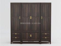新中式衣柜R-935