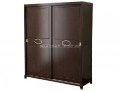 新中式衣柜R-939