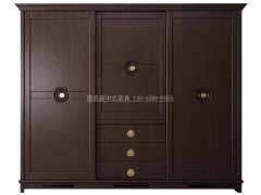 新中式衣柜R-940