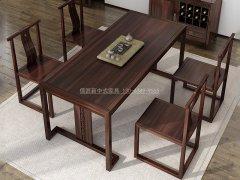 新中式餐桌椅R-954