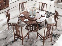 新中式餐桌椅R-957