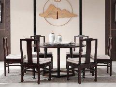 新中式餐桌椅R-959