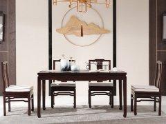 新中式餐桌椅R-960
