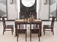新中式餐桌椅R-961