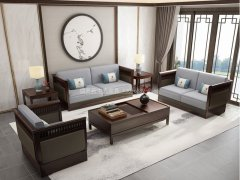 新中式沙发组合R-1111