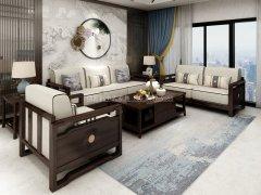 新中式沙发组合R-1113