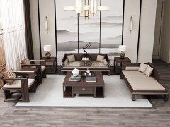 新中式沙发组合R-1120