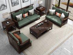 新中式沙发组合R-1122
