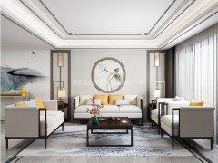 新中式沙发组合R-1123