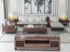 新中式沙发组合R-1129