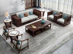 新中式沙发组合R-1132