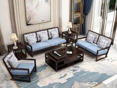 新中式沙发组合R-1133