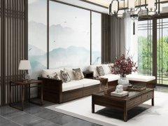 新中式沙发组合R-1137