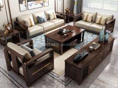 新中式沙发组合R-1146
