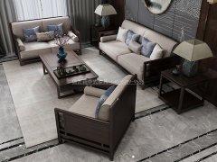 新中式沙发组合R-1156