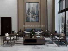 新中式沙发组合R-1157