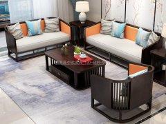 新中式沙发组合R-1161