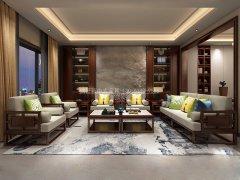 新中式沙发组合R-1162