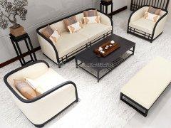 新中式沙发组合R-1163