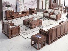 新中式沙发组合R-1168