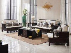 新中式沙发组合R-1170