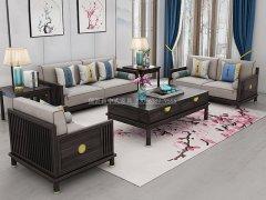 新中式沙发组合R-1172
