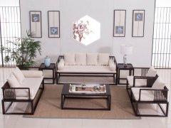 新中式沙发组合R-1177
