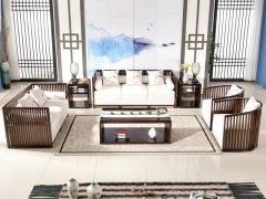 新中式沙发组合R-1179