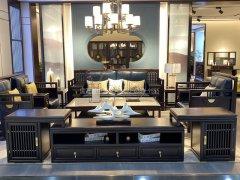 新中式沙发组合R-1180