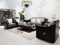新中式沙发组合R-1181