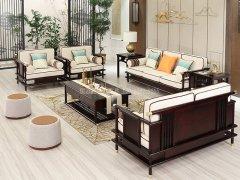 新中式沙发组合R-1182