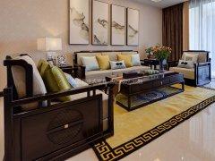 新中式沙发组合R-1184