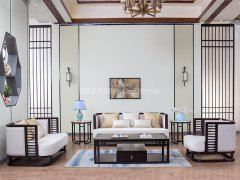 新中式沙发组合R-1186