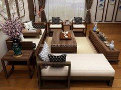 新中式沙发组合R-1187