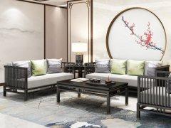 新中式沙发组合R-1188