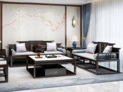 新中式沙发组合R-1190