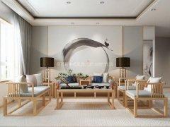 新中式沙发组合R-1191