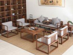 新中式沙发组合R-1192
