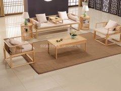 新中式沙发组合R-1193