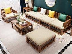 新中式沙发组合R-1195