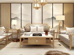 新中式沙发组合R-1194