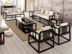 新中式沙发组合R-1197
