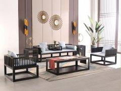 新中式沙发组合R-1198
